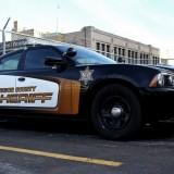 Jackson County Sheriff car