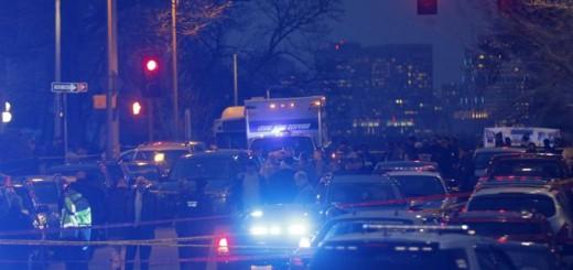 Police close Humboldt Avenue in Boston