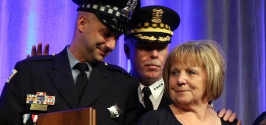 Chicago Police Officer Michael Wrobel