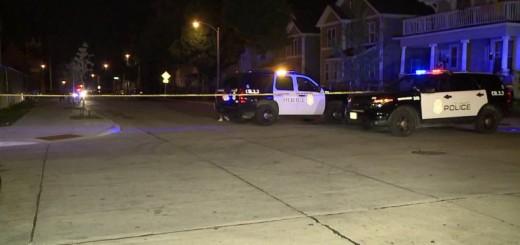 Milwaukee Police SUVs